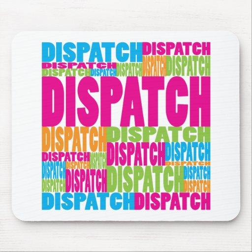 Colorful Dispatch Mouse Pad