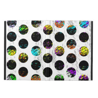 Colorful Distressed Polkadots Powis iPad Air 2 Case