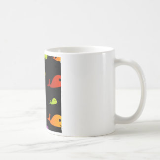 Colorful Dolphin artwork Coffee Mug