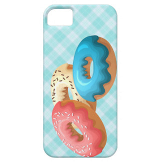 Colorful donuts case iPhone 5 covers