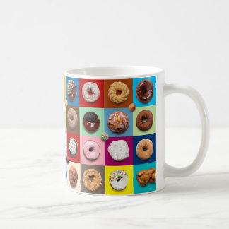Colorful Donuts Morning Mug
