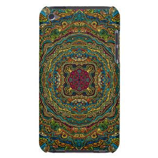 Colorful Doodle Art iPod Touch Case-Mate Case