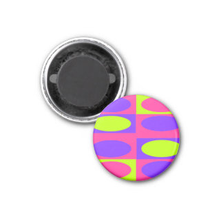 Colorful Dots Magnet