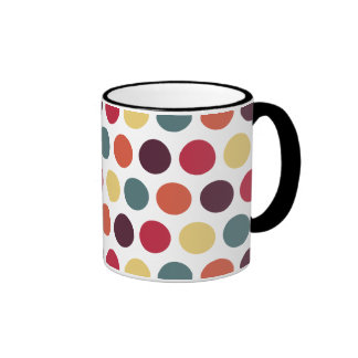 Colorful Dots mug