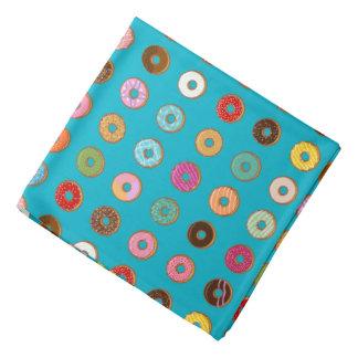 Colorful Doughnuts Bandana