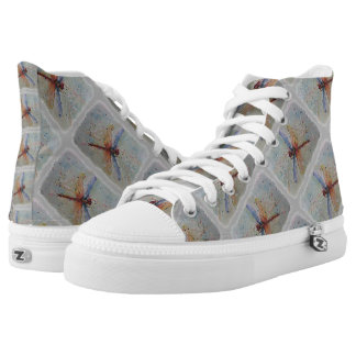 COLORFUL DRAGOFLY High-Top SNEAKERS