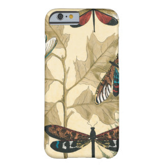 Colorful Dragonflies Floating Above Leaves iPhone 6 Case
