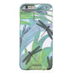 Colorful Dragonfly Abstract Custom iPhone 6 Case