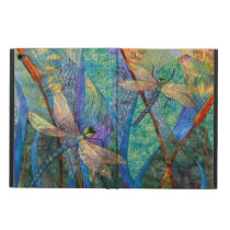 Colorful Dragonfly iPad Air 2 Case Powis iPad Air 2 Case