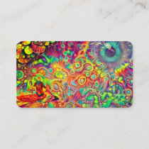 Colorful Dream Business Card