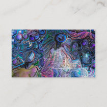 Colorful Dreams Business Card