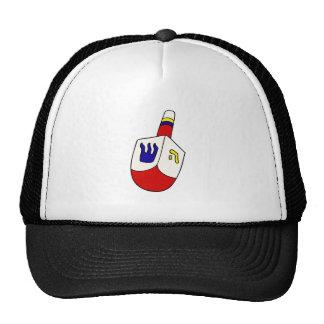 Colorful Dreidel Trucker Hat