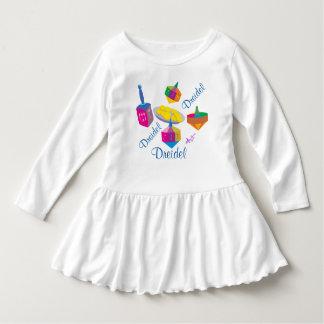 Colorful Dreidels Dress