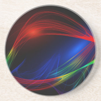 Colorful Drink Coaster
