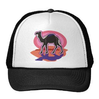 Colorful Dromedary Camel Hats