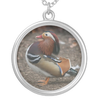 Colorful Duck necklace