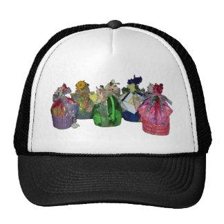 Colorful Easter Baskets Design Trucker Hat