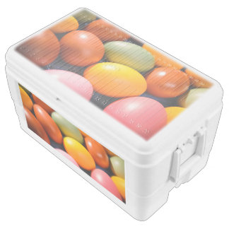 Colorful Easter Eggs Custom Photo Chest Cooler