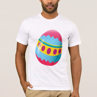Colorful Easter Eggs - Fiesta Colors T-Shirt
