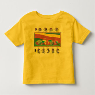 Colorful Easter Eggs Toddler T-shirt