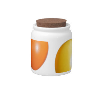 colorful eastern candy jars