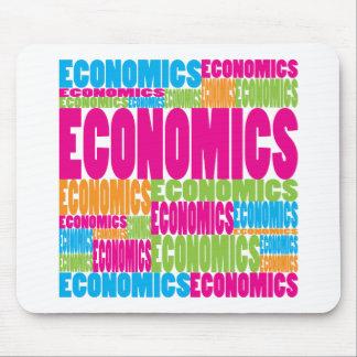 Colorful Economics Mouse Pad