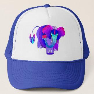 Colorful Elephant: Cute Cap