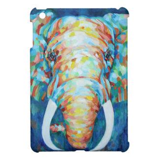Colorful Elephant iPad Mini Case