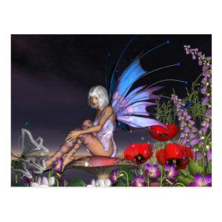 Colorful en the fairy dark