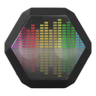 Colorful Equalizer Boombox Rex Speaker