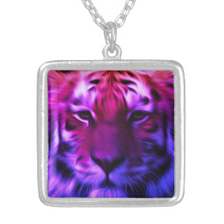 Colorful Ethereal Tiger Necklaces