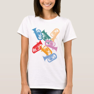 Colorful Euphoniums T-Shirt