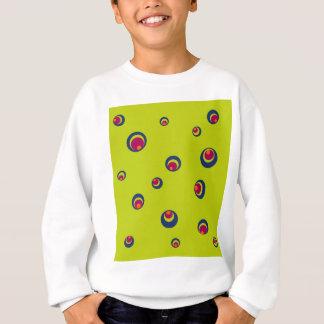 Colorful eyes sweatshirt