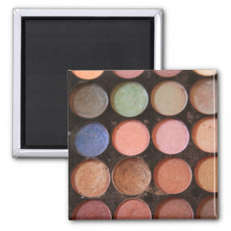 Colorful eyeshadows Magnet
