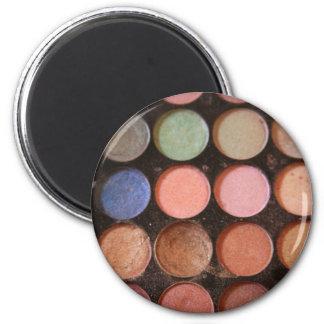 Colorful eyeshadows Magnet