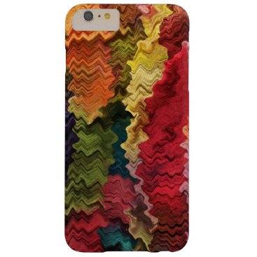 Colorful Fabric Abstract iPhone 6 Plus Case