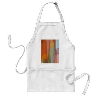 Colorful Fabric Adult Apron