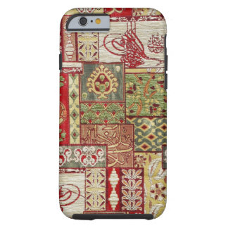 Colorful fabric iPhone 6 case