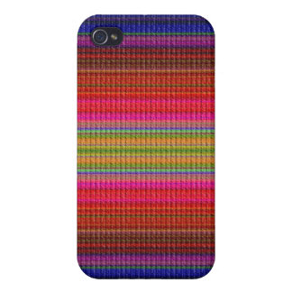 Colorful Fabric Textile  Cloth Webb Covers For iPhone 4