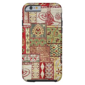 Colorful fabric tough iPhone 6 case