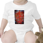 Colorful Fall Foliage Baby Bodysuit