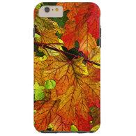 Colorful Fall Foliage iPhone 6 Plus Case