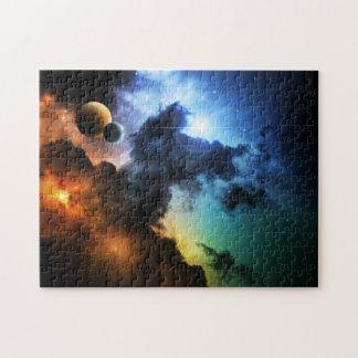 cosmos jigsaw puzzles zazzle