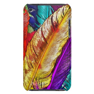 COLORFUL FEATHERS iPod Touch Case-Mate Case