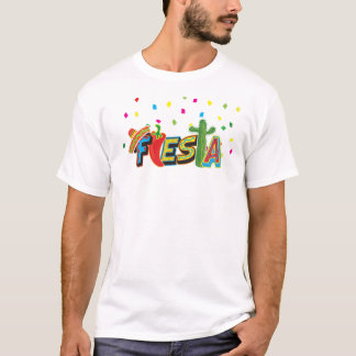 Colorful Fiesta t-shirt