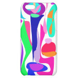 Colorful Fire iPhone 5C Case