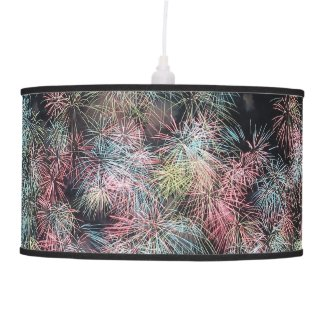 Colorful Firework... Ceiling Lamp
