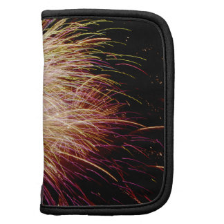 Colorful Fireworks Explosion Organizers