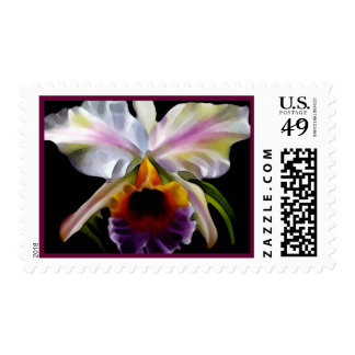 Colorful First Class Postage