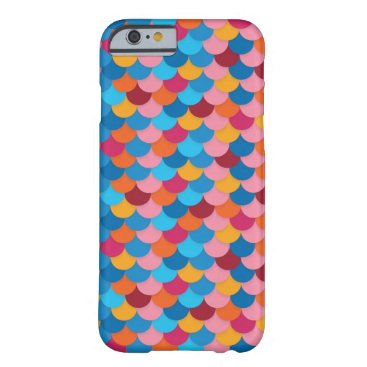 all_summer_products Colorful Fish Scale iphone 6 Cases